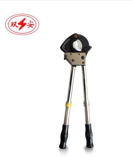 Thép Ratchet loại dây cáp kéo cái dây... Cắt dây cáp cắt kìm cắt sắt thép J40/52/75/95/100/130/160 J