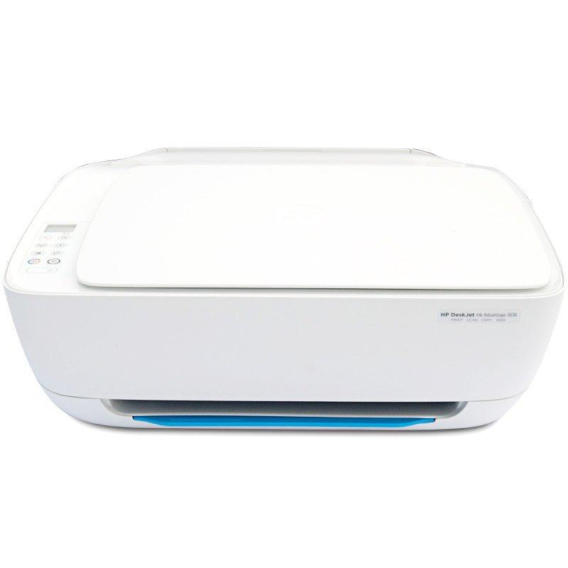 Máy in  HP Hewlett - Packard 3636 có nhiều khả năng một máy in phun màu