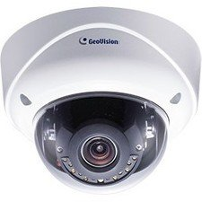 GeoVision Chẵn lẻ ONVIF bán cầu hỗ trợ camera độ nét cao mạng lưới hình chữ H. Hỗ trợ 3 điểm ảnh GV