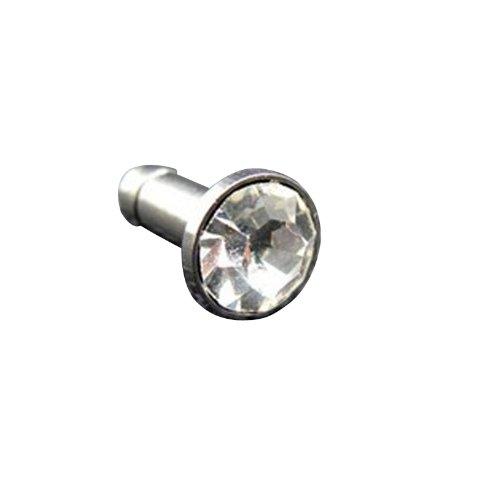 Ikodoo yêu hay nhiều 3.5mm giao diện tiêu chuẩn nhập khẩu kim loại chống bụi và nhét (trong suốt pha