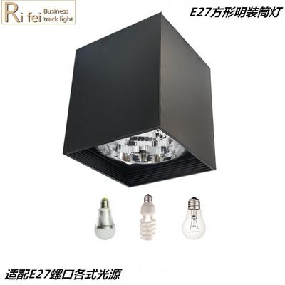 Downlight Nhà máy đặc biệt trực tiếp hình vuông gắn đèn Downlight LED Downlight Đèn Downlight Downli