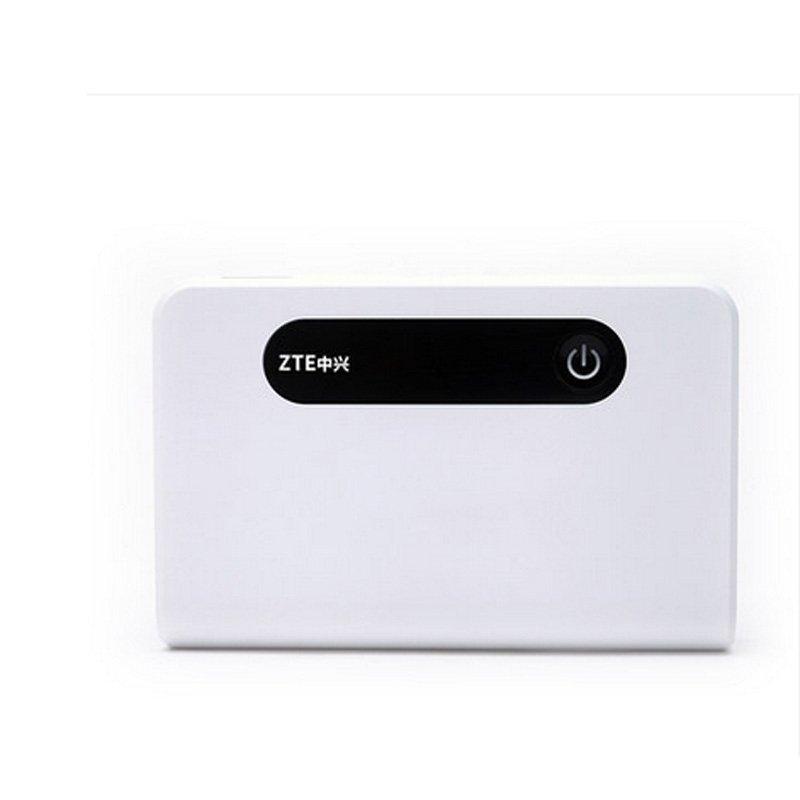 ZTE MF903 bộ định tuyến không dây sạc không dây 4G MIFI báu mang bên mình WIFI viễn thông di chuyển