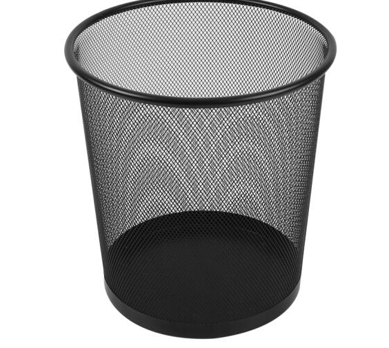 Mạng lưới kim loại ánh sáng (M&G) ALJ99404 làm nhà lưới kim loại rác phế 260mm đen.