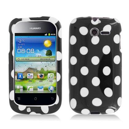 Aimo Hwm866pcpd301 chấm lượng tử Trendy áo cứng là các thẻ bảo vệ cho Huawei Ascend y m866 gói bán l