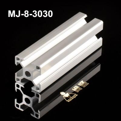 Hợp kim nhôm Nhôm 3030 Tiêu chuẩn Châu Âu công nghiệp nhôm 3030 hợp kim nhôm profile bán buôn 3030 n