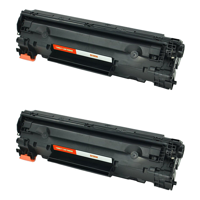 Hộp mực than   Amtoner tương thích với sản lượng cao thay thế việc áp dụng với 83 a cf283 một USE IN