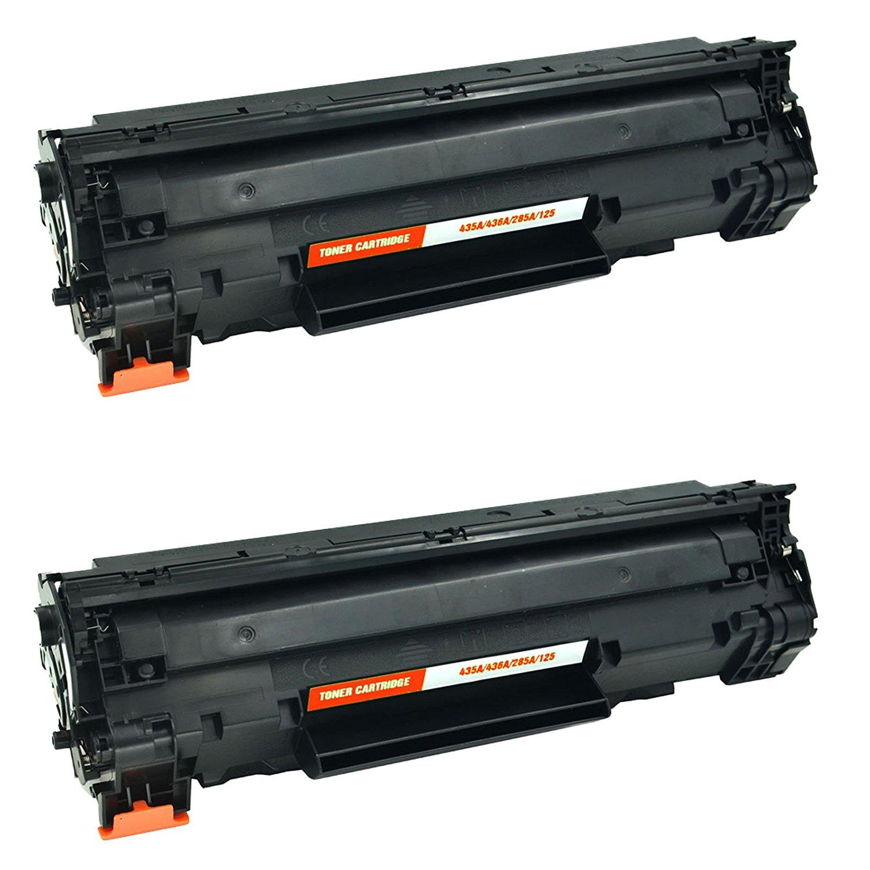 Hộp mực than  Amtoner tương thích CB 435 a 35 in a lượng thay thế việc áp dụng cho LaserJet P1005 P1