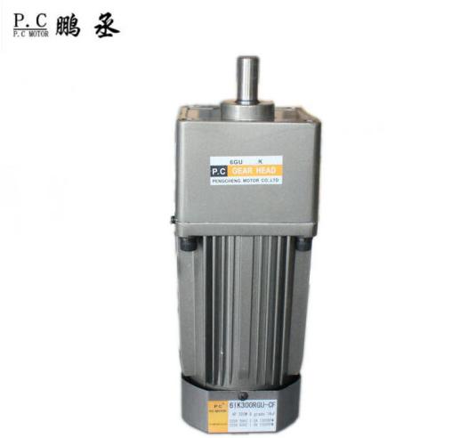 300W AC động cơ / giảm động cơ động cơ / speed / bánh 6IK300RGU-CF 6GU7.5K 180 vòng / phút.