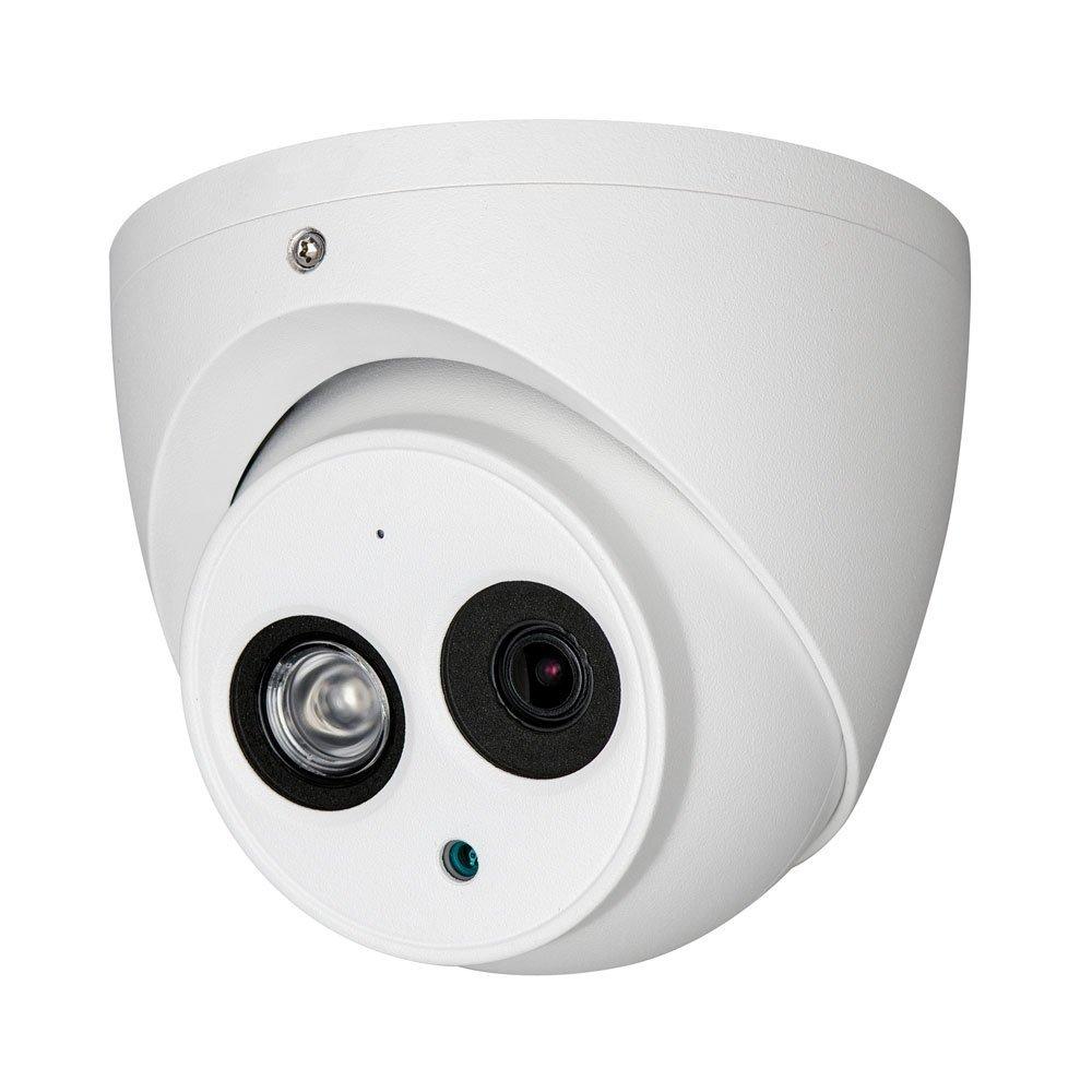 Dahua mắt máy ảnh kỹ thuật hac-hdw1200em-a-s3 cố định vòm 4 hợp 1 loạt pháo Hồng ngoại thông minh ng