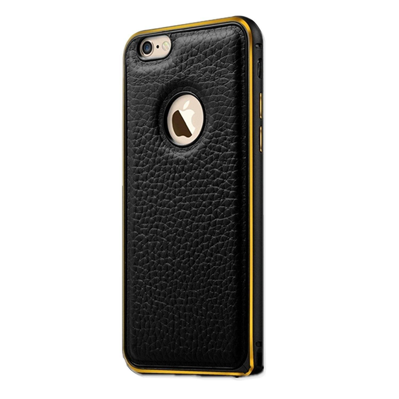 YOCY Paris ngày đầu series Metal viền bao súng áp dụng cho iPhone6 6S 4.7 inch viền kim loại iPhone6