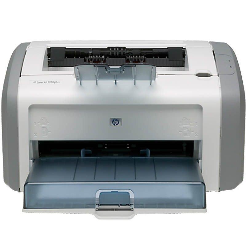 Máy in  HP Hewlett - Packard LaserJet Plus 1020 đen máy in laser