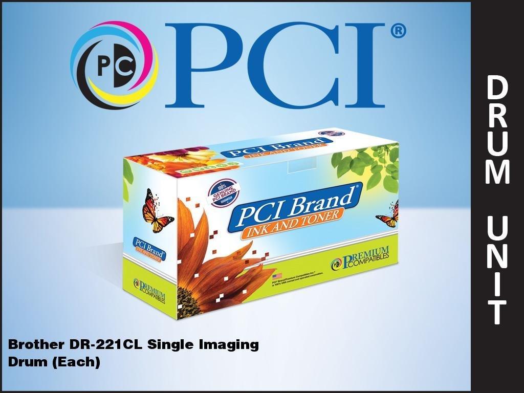 Hộp mực than   Nâng cao hình ảnh dr-221cl compatibles dr221cl-pci PCI BROTHER (single) 15 K yield áp
