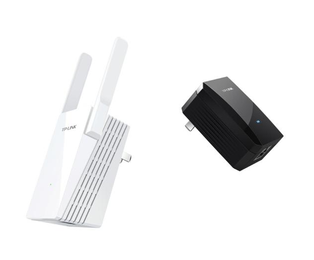 Đường dây điện TP-LINK TL-PA500&TL-PA500W Wi - Fi mở rộng bộ điện báu, mèo đi xuyên tường.