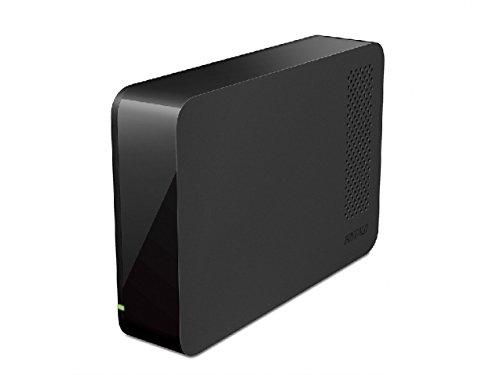 BUFFALO hd-lc1.0u3b-eu 1 TiB drivestation 3.0 USB GB ổ cứng di động – đen đen