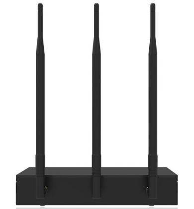 Router (UTT) 750W xuyên tường Edition, vua cấp doanh nghiệp 750M 11AC nhiều hành vi trên mạng không