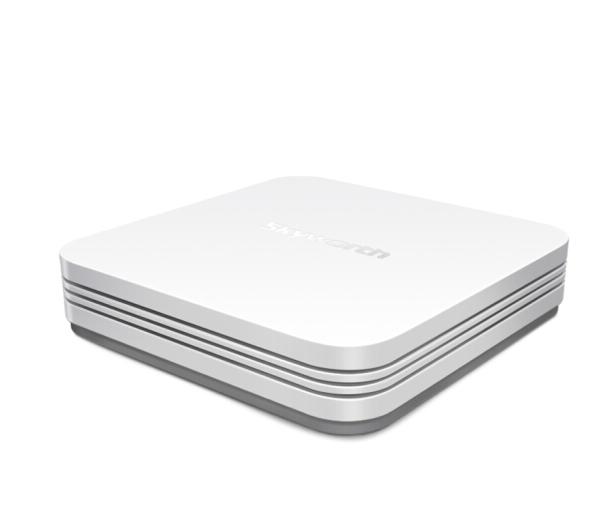 (Skyworth) T1new mạng lưới TV thông Minh STB hộp 4 hạt nhân Android TV độ nét cao mạng lưới phát wif