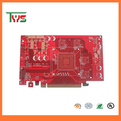 Chất nền niken PCB FR-4PCB hai mặt nhà sản xuất giá nhượng bộ cung cấp nhanh chứng minh miễn phí
