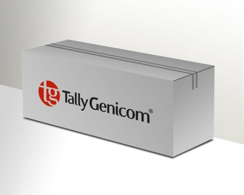 Tally Ruy băng màu đen có thể áp dụng cho T2130 / t 2340 4 m bãi than.