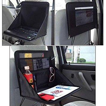Aketek Laptop khung gầm xe du lịch xe hỗ trợ gói thực phẩm làm bàn ghế sau tự động Notepad