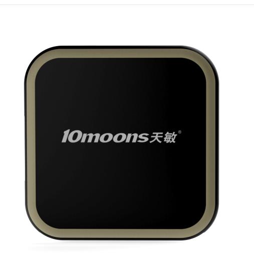 (10moons) hung khói mạng thông minh truyền hình độ nét cao 4K STB hộp thông minh Android Player