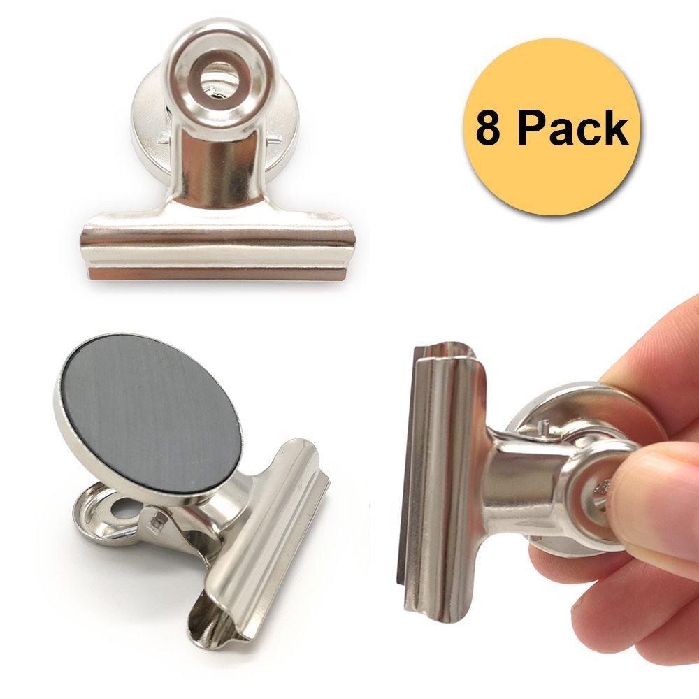 Tủ lạnh dán nối từ clip alamic 38 mm từ tính, tủ lạnh Surface protectors kẹp đưa nam châm hình nhà v