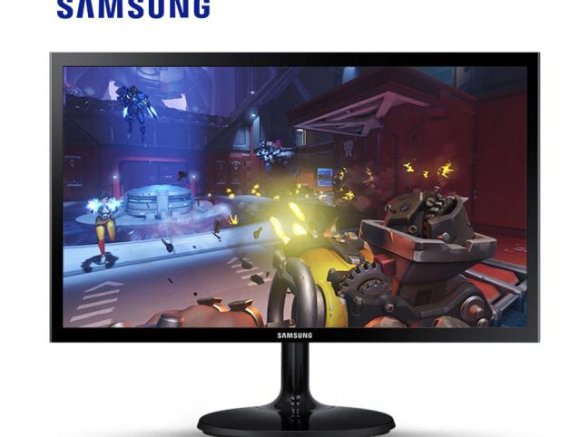 Máy tính màn hình Samsung S22F350FHC 21.5 inch màn hình tinh thể lỏng dẫn đến máy tính HDMI 22 để tr