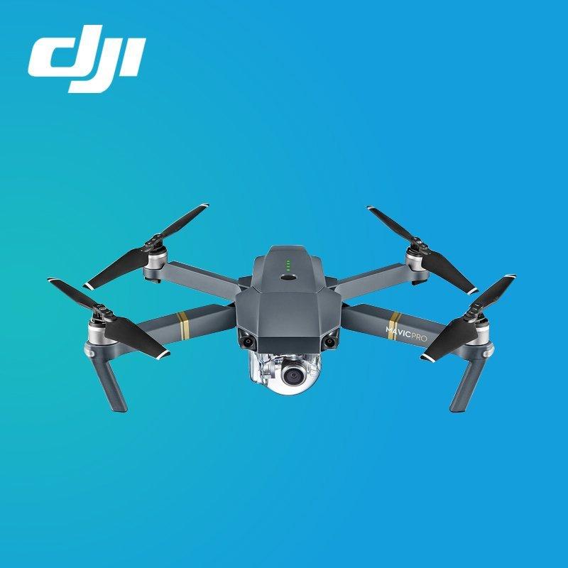 Máy bay không người lái.   Đại cương DJI ngự Mavic Pro mini có thể gấp 4K siêu độ nét cao Aerial máy