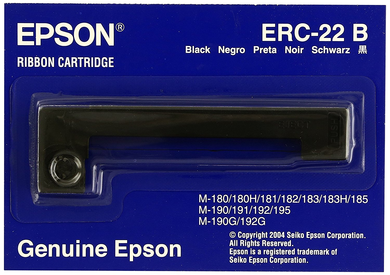 Epson Hộp đen Epson Epson ruy băng 180 / (ERC-22B)