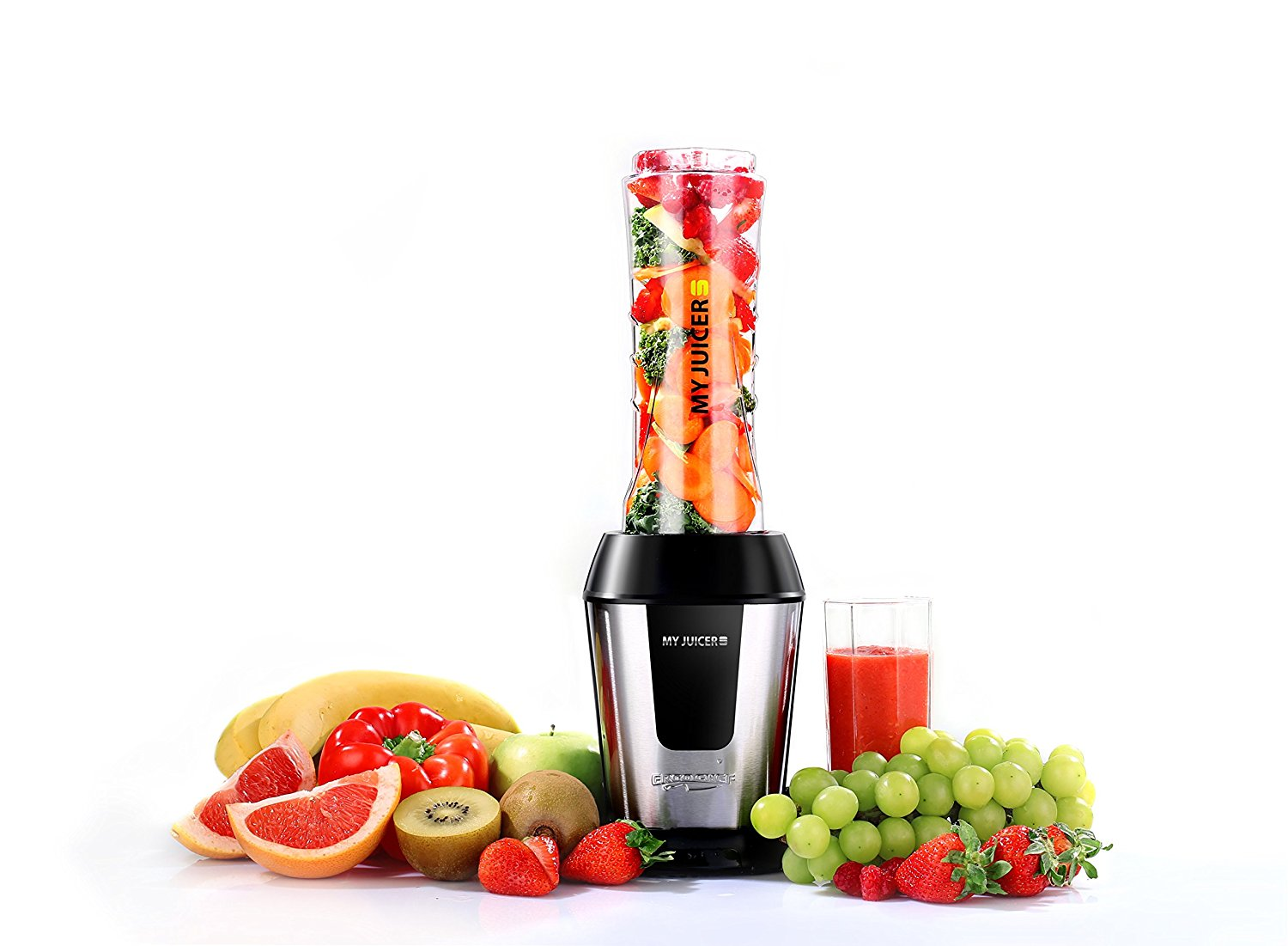 Sinh tố Ergo chef 3 generation portable Juicer my Juicer S (double cup configuration)