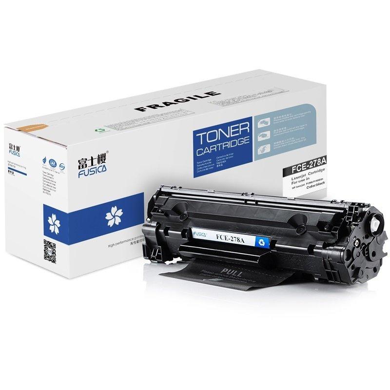 Hộp mực than   Fusica Fuji chuyên nghiệp anh đào FCE-278A Edition áp dụng với Hewlett - Packard HP 7