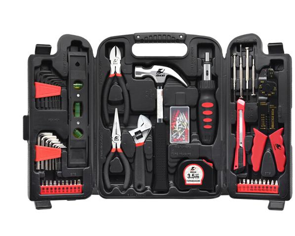 Bộ Công cụ đồ gia dụng dụng cụ nhóm bộ H4001A 129 mảnh