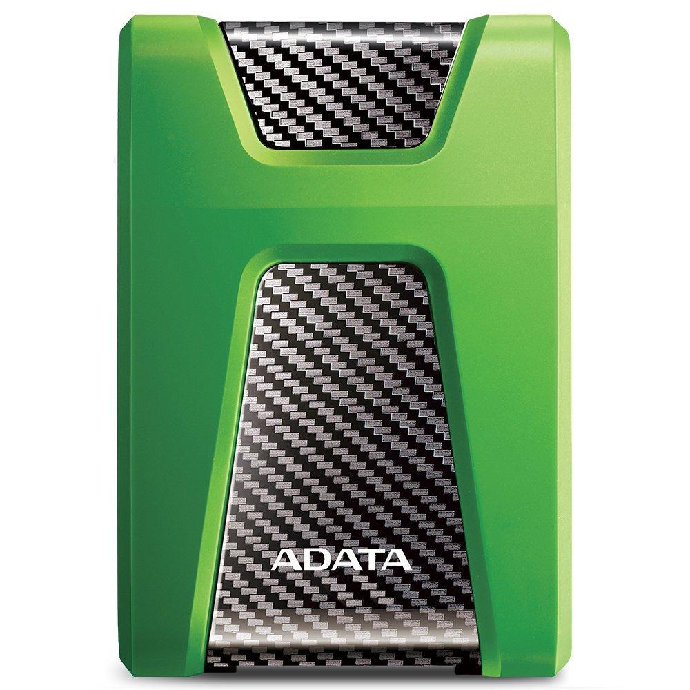 ADATA Mỹ dashdriv bền hd650 chống rung Portable Green 2TB Xbox ổ cứng bên ngoài...