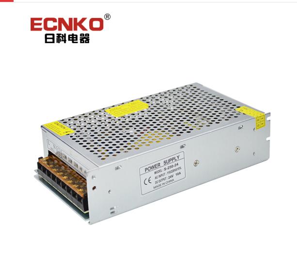 Công tắc điện ECNKO giám sát 12V20A/24V10A phim DC điện LED đèn dẫn phù hợp biến S-250-24 (24V10A)