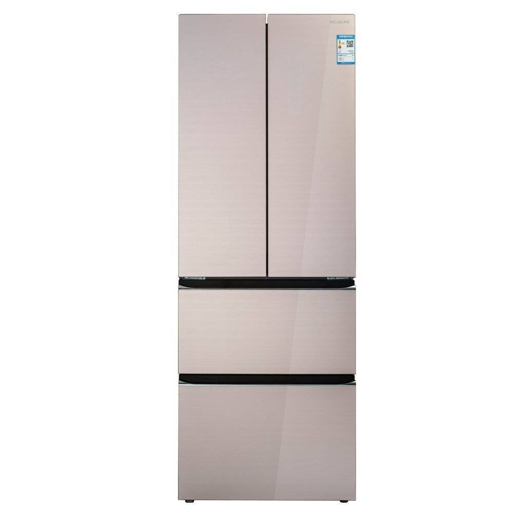 Tủ lạnh  MeiLing 362 lít kem Pháp Dommen tủ lạnh không BCD-362WPB gia - bột.
