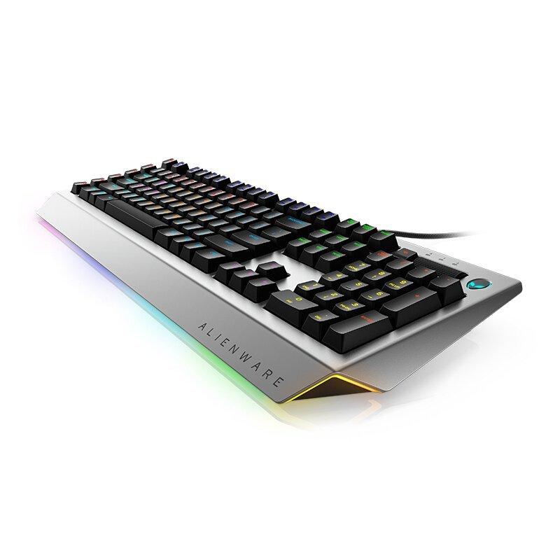 Alienware Công ty Alienware người ngoài hành tinh Pro Edition aw768 / Trà trục máy trò chơi keyboard