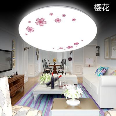 Bóng đèn LED Đèn LED acrylic trần nhà ở vòng quanh phòng ngủ đơn giản hiện đại spin khóa phụ kiện th