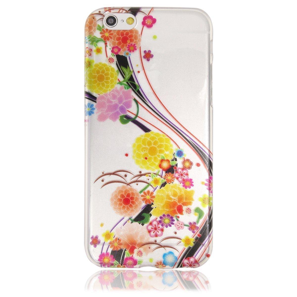 HawkEye IPhone6 Plus /6 jalpanese style ukiyo - E của iPhone vỏ bọc ở Nhật Bản chế tạo lõi trong suố