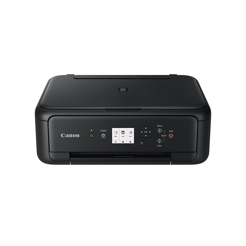 Máy in  Canon PIXMA ts5150 hợp 1 – 3 máy in màu đen.