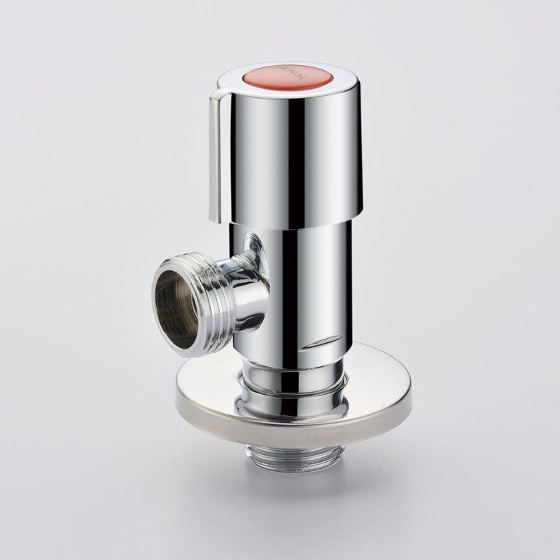 AZOS sừng dày của cả đồng bộ tắm vòi van van van van nóng và lạnh phổ Van PJJF001 tam giác