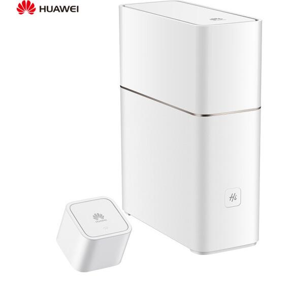 Huawei (HUAWEI) router Q1 sáng tạo route /wifi đè Sanssouci / ủng hộ 1 kéo 7/ ba dây an toàn đi xuyê