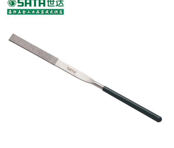 Công cụ cương giũa giũa dẹp bộ nhỏ giũa bình tập công việc của thợ nguội giũa nhọn nhọn -03855 công
