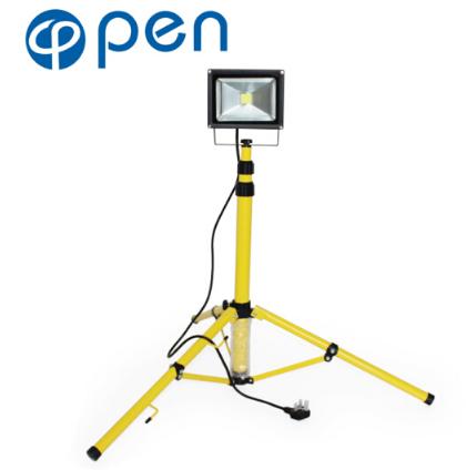 Phiếm ánh sáng đèn điện đèn LED đơn mở đầu khung làm việc qua ánh sáng đèn ba chân đèn xách tay ném