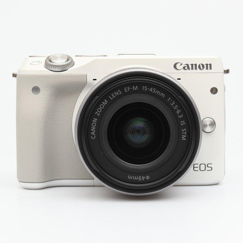 Máy ảnh phản xạ ống kính đơn / Máy ảnh SLR  Canon Canon EOS M3 15-45mm vi máy ảnh độ nét cao chụp t