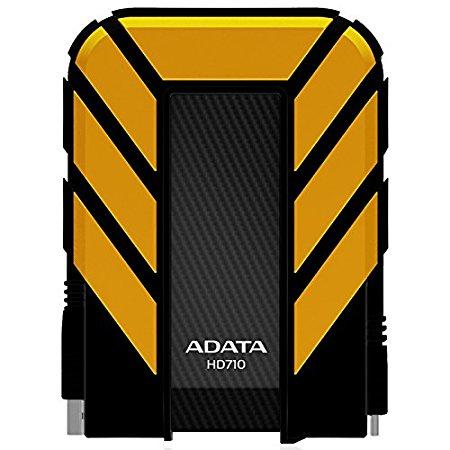 ADATA HD710 2,5 inch USB3.0 ổ cứng di động 1TB Yellow - không thấm nước cấp cho quân đội kháng chấn