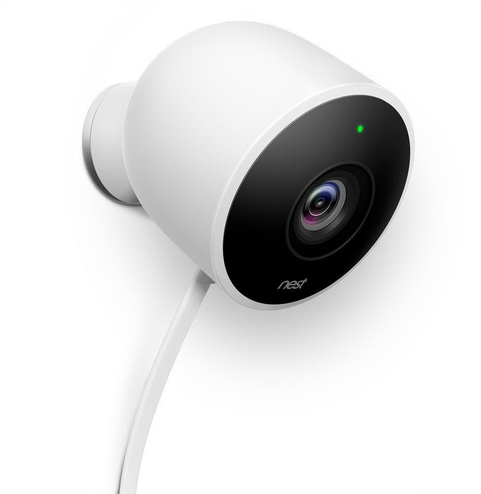 Nest Cam camera giám sát bên ngoài tổ