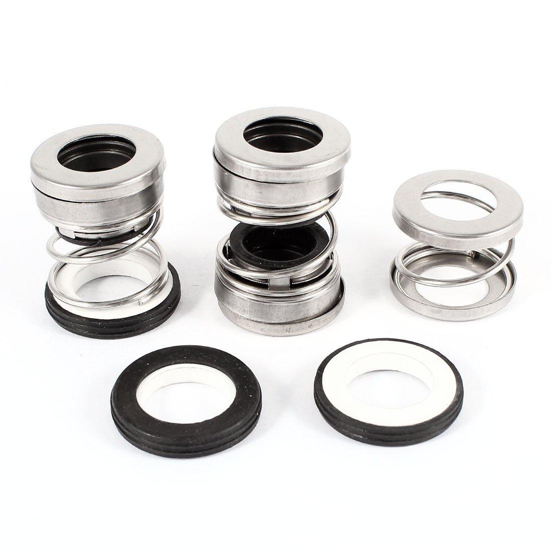 Sourcingmap              cái ống cao su đen máy bơm nước gợn sóng sealing 14 mm đường kính