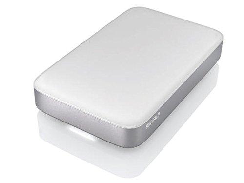 BUFFALO miniStation 2 TB Thunderbolt Cable with USB 3.0 Portable Hard Drive (HD-PA2.0TU3)