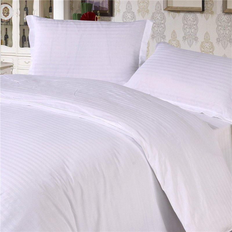 CLOVERLOVE yêu cỏ bốn lá sao khách sạn giường giường phẩm 4 mảnh 1.5/1.8 mét giường màu trắng gói bư