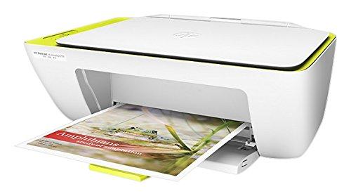 Máy in  HP Hewlett - Packard DeskJet 2138 Huệ tỉnh loạt máy in phun màu (in quét một bản sao)