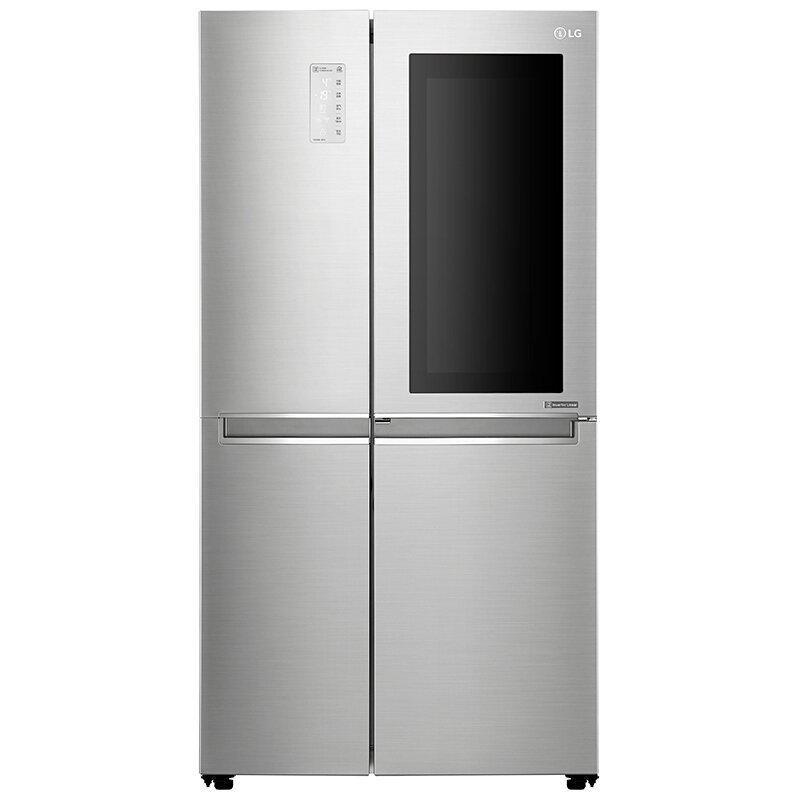 Tủ lạnh  LG tủ lạnh GR-Q2473PSA 643 lít công suất lớn phải mở cửa tủ lạnh tủ lạnh tủ lạnh Dommen tuy